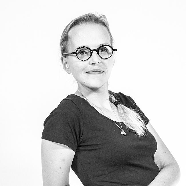 Audrey Zuliani - Graphiste