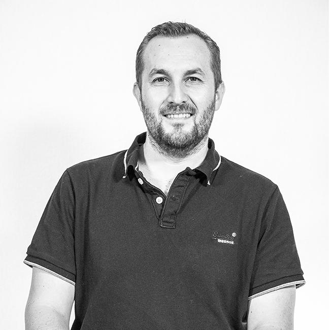 Laurent Freyre - Directeur associé de Brozer Studio motion design