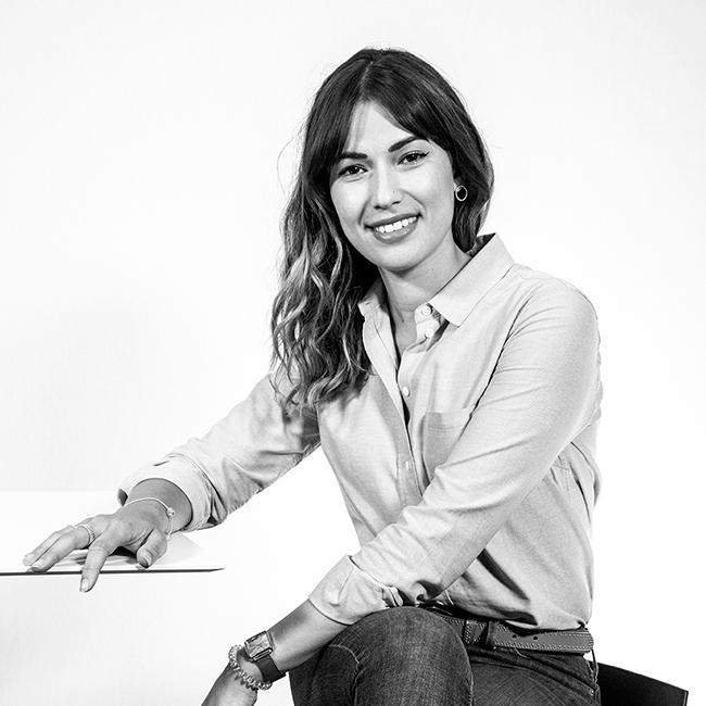 Julie Sanchez - Chef de projet
